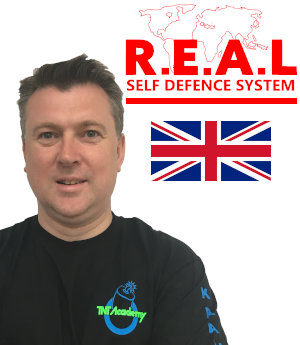 David - Level I. R.E.A.L. Krav Maga Instructor