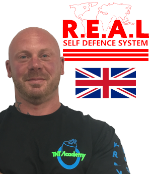Matt - Level II. R.E.A.L. Krav Maga Instructor