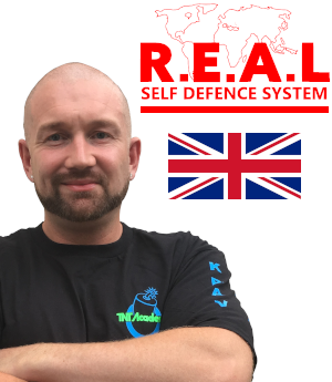 Tom - Level I. R.E.A.L. Krav Maga Instructor